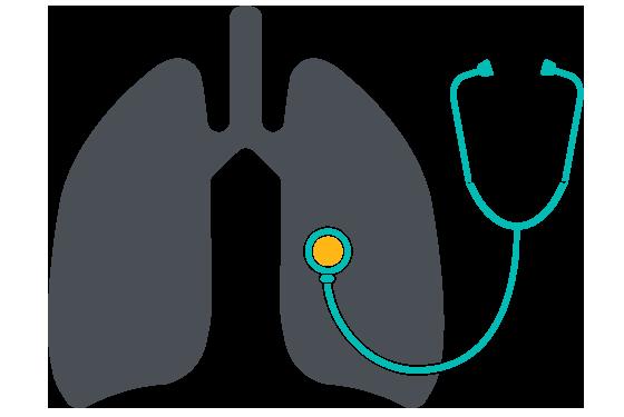 Asthma-Illustration